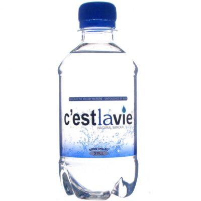 Вода C'estlavie 0,33л